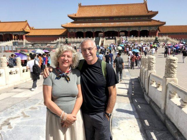 Casal de aposentados está há quatro anos viajando pelo mundo 2