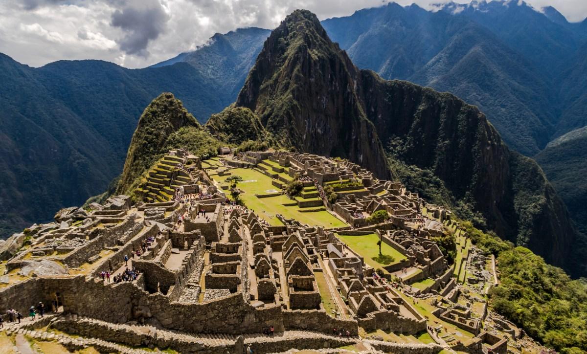 Machu Picchu, no Peru, vai ter turismo reaberto