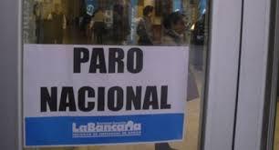 Bancos Paro
