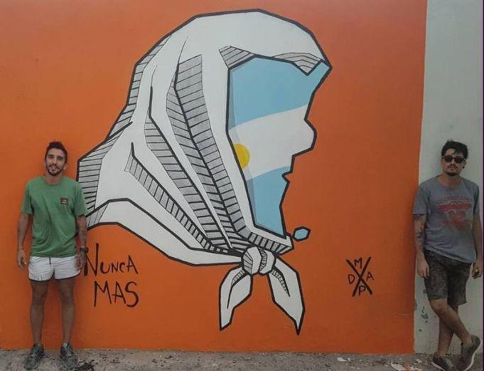 Memoria Mural Diego