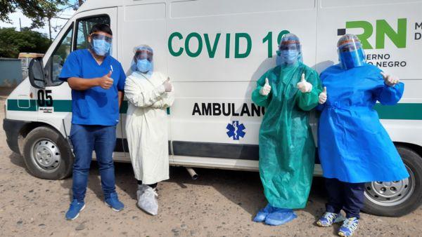 hospital catriel-COVID19