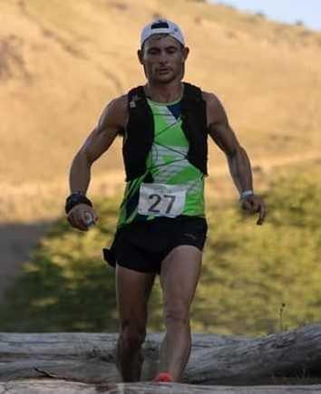 Trail Running-Jesús Agüero la rompió en la edición 2021 del ADN Trail