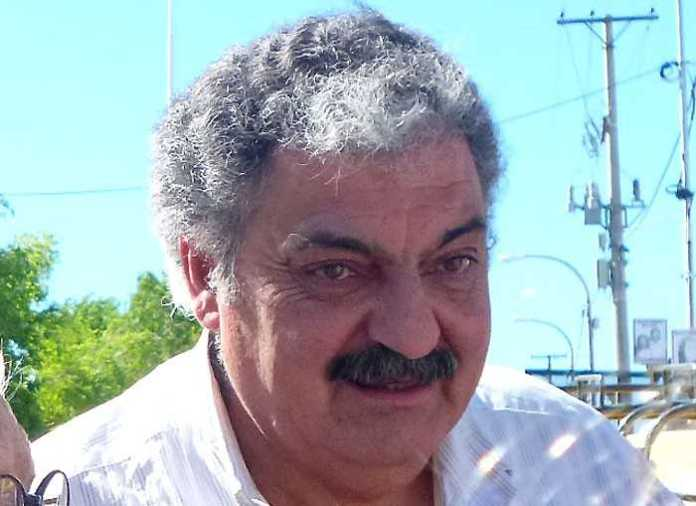 Fliz Oga asumi como funcionario municipal de Catriel