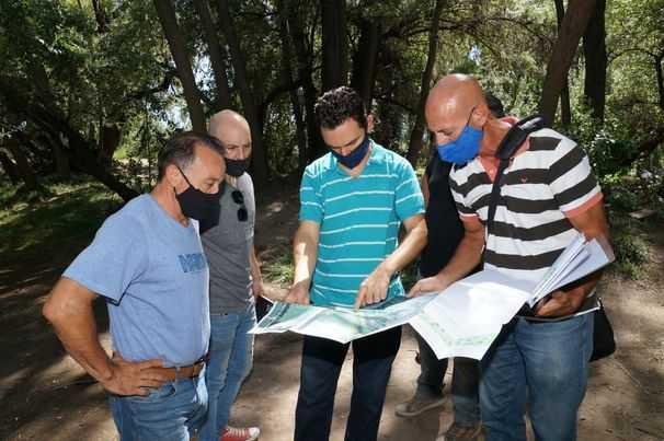 "Ariel Rivero: ""Campo Grande está destinado a ser un polo de desarrollo de Río Negro"""