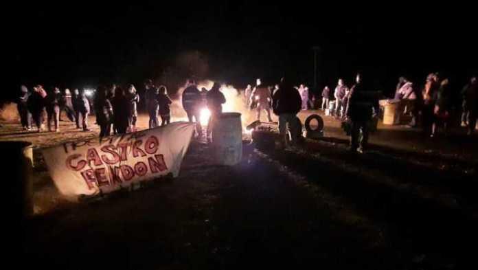 Salud volvió a cortar las rutas del petróleo en Neuquén