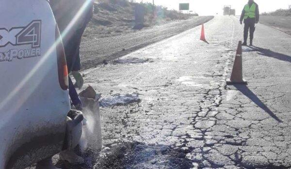 Váleri reclamó a Vialidad por obras en Río Negro, entre ellas la ruta 151