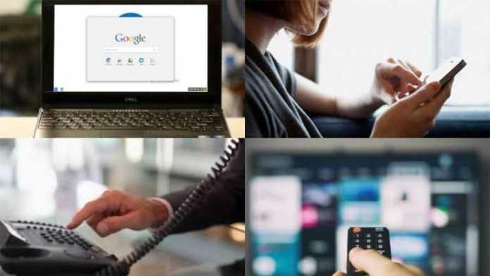 Telefonía, internet y TV por cable aumentarán 3% en junio