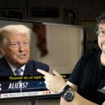 Donald Trump Habla sobre los ALIEN y Roswell
