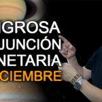 Peligrosa Conjunción JÚPITER SATURNO para el 21 de Diciembre
