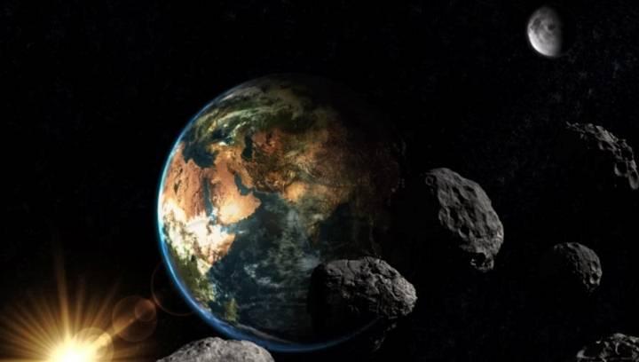Se llaman asteroides «fantasma» porque no pueden ser detectados hasta que están a una distancia similar a la que hay entre la Luna y la Tierra.