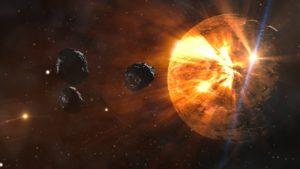 Asteroides misterios y curiosidades