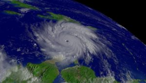 Misterioso ciclón tropical amenaza el océano pacifico- Huracán Florence