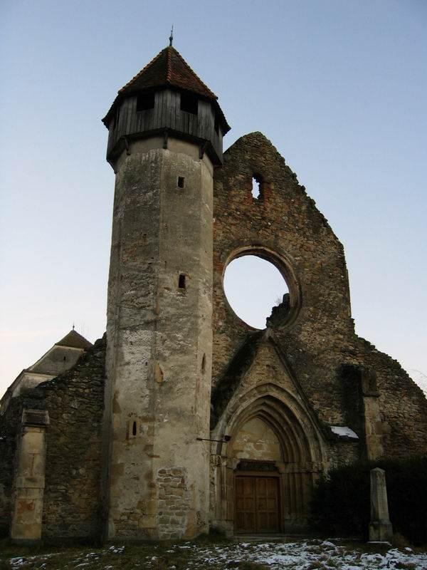 Monasterio de Cârţa.