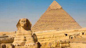 Revelados los verdaderos secretos de la Gran Pirámide de Guiza