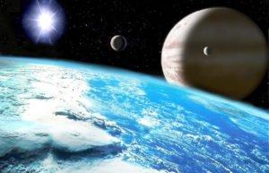 Un nuevo planeta extrasolar de dimensiones extraordinarias