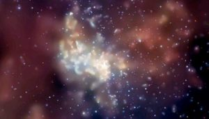 Han encontrado un nuevo agujero negro en el medio de la Vía Láctea