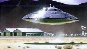 Estados Unidos usó tecnología extraterrestre para crear una nave espacial