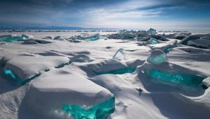 el lago subglacial Vostok de la Antártida puede ser un refugio intraterrestre