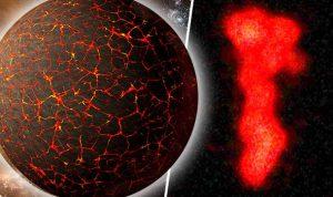 El planeta Nibiru puede explotar causando un apocalipsis?