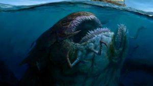 Investigadores fueron sorprendidos por una extraña criatura