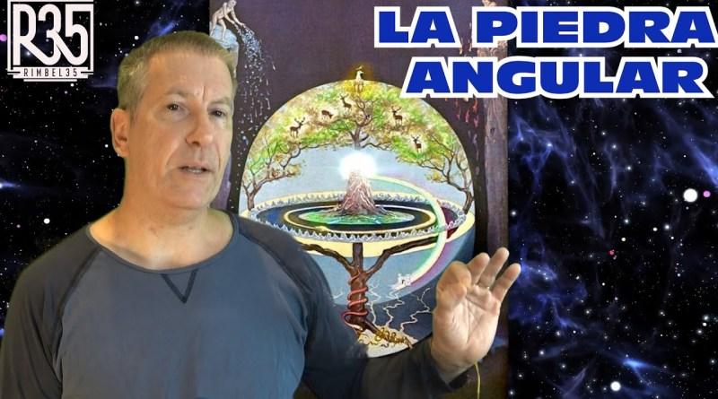 """ALUCINANTE: LA """"PIEDRA ANGULAR"""" QUE FORMÓ LA TIERRA"""