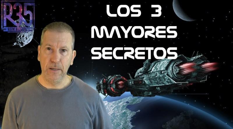 LOS 3 MAYORES SECRETOS DE LA HUMANIDAD