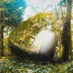 Nave Extraterrestre Recuperada en la Isla de Granada