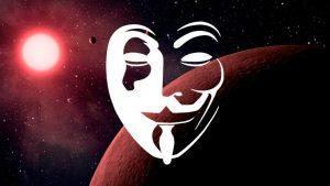 Anonymous revela el plan que mantiene la élite mundial con Marte