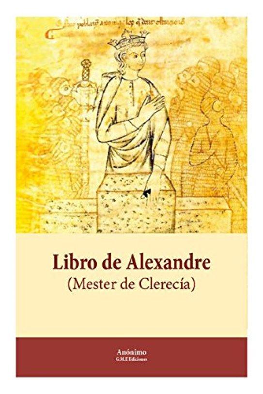 Resultado de imagen de EL LIBRO DE ALEXANDRE