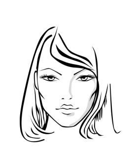Ovale_Gesichtsform