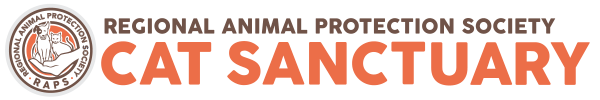 raps cat sanctuary logo