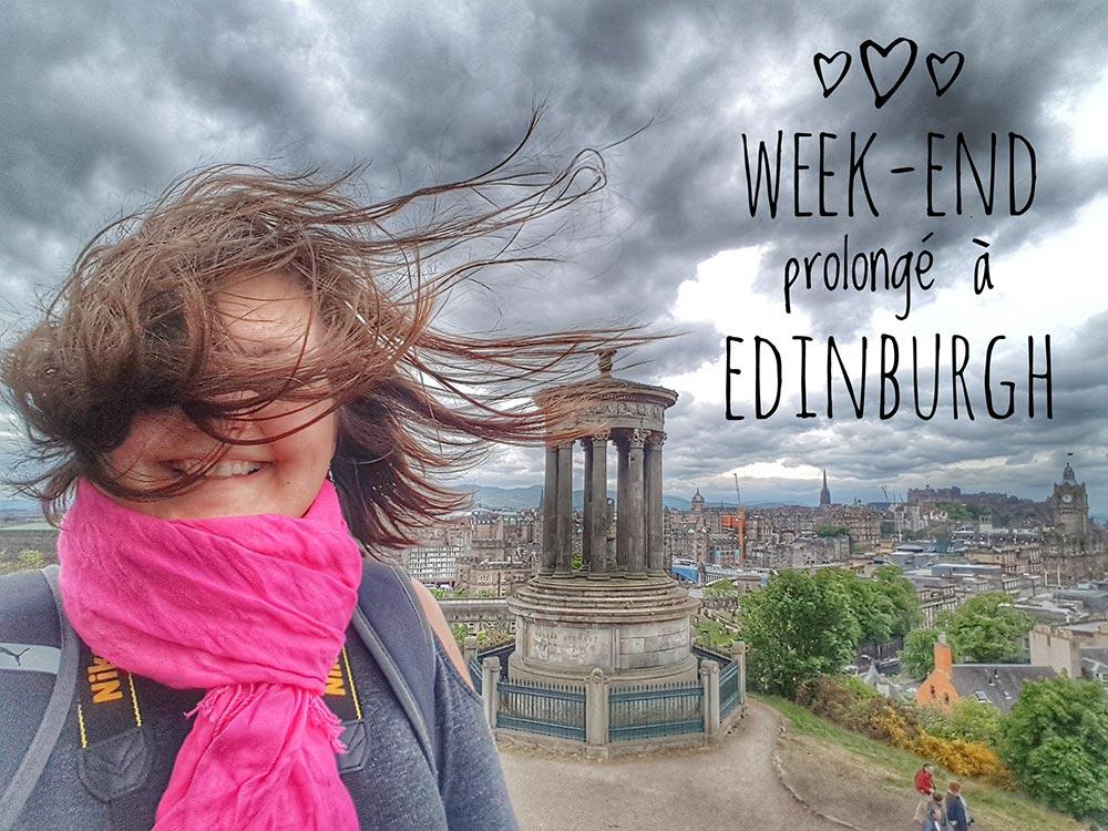 Week-end prolongé à Edinburgh - Aujourd'hui, avec le week-end de Pâques qui arrive, je vous partage une idée voyage pour Edinburgh ! Incontournables, excursions et restaurants vegan, c'est par ici.