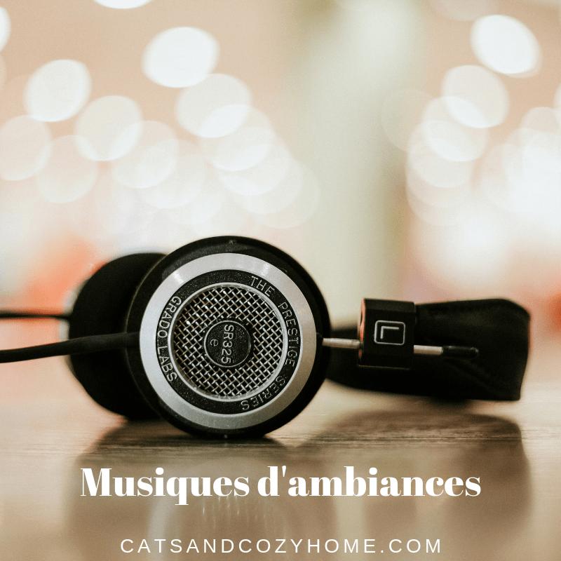 Musiques d'ambiance