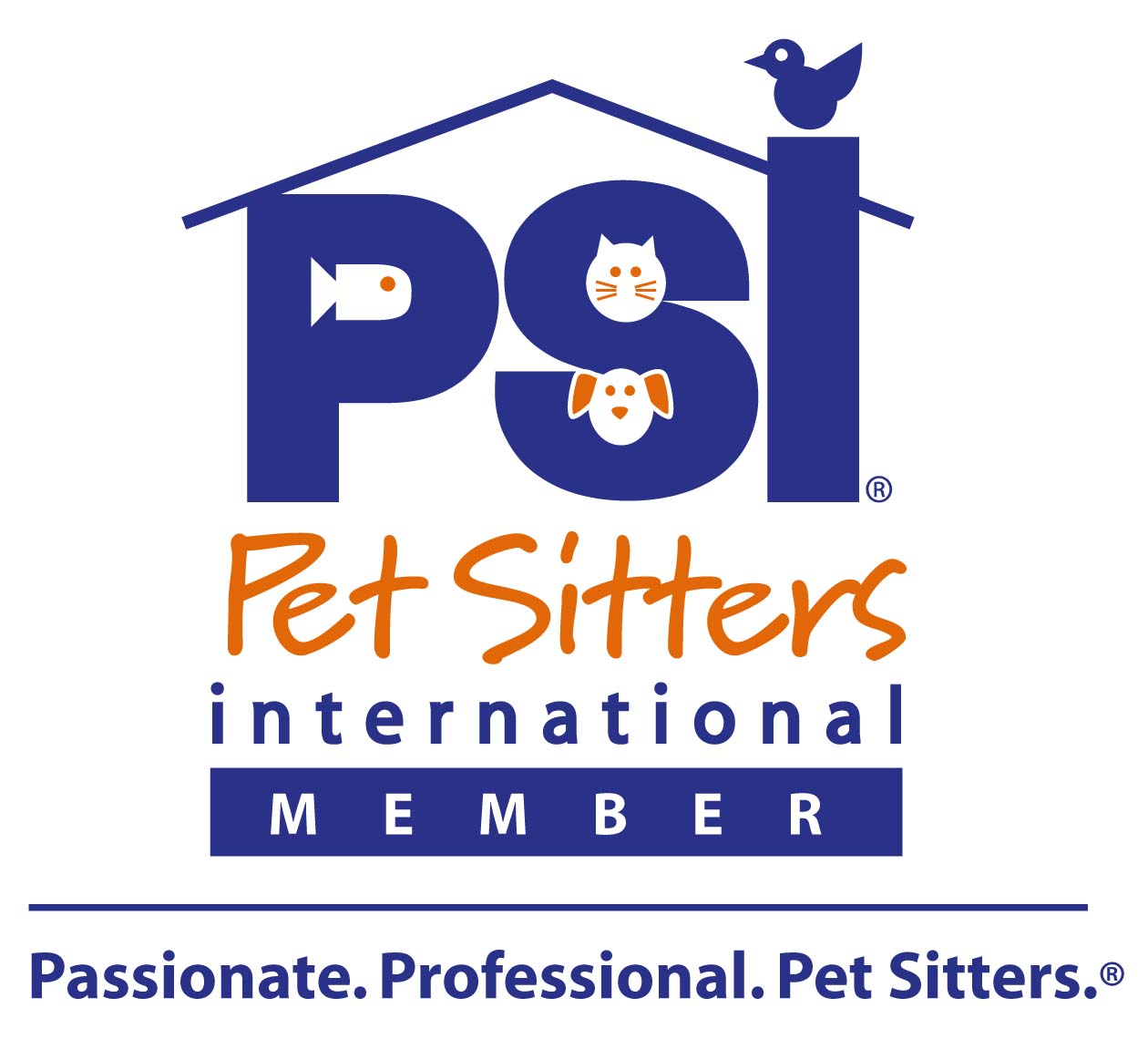 Pet Sitter International (PSI) logo
