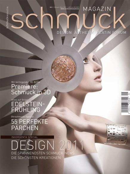 Cover Schmuckmagazin 2011-01