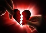Knujst hjerte