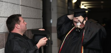 Images from the 12-8-16 Georgia Northwestern Technical College Graduation! — at Dalton Convention Center.