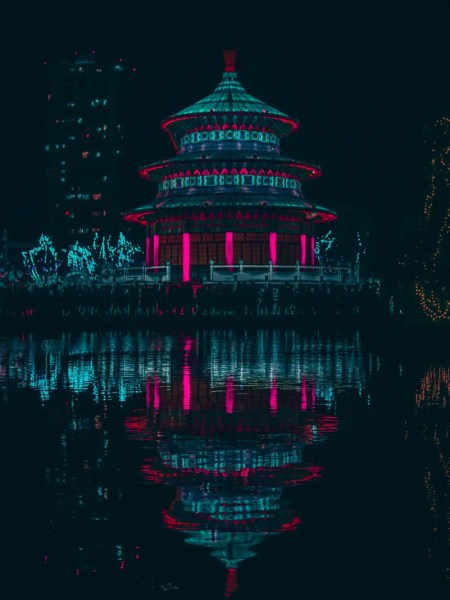 chinese pagoda short stories progress