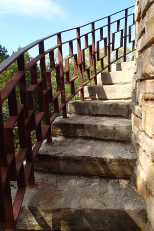 Rock Tower Stairs