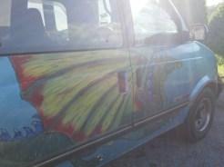 The Dragon Wagon!