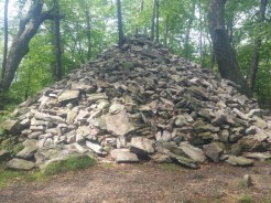 The cairn to end all cairns.