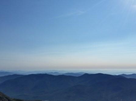 Mt Washington view.