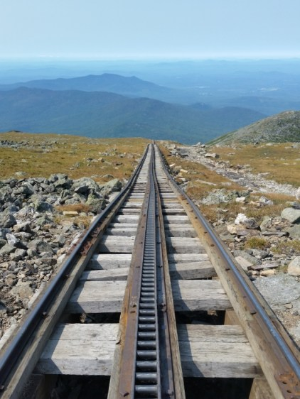Cog railroad.