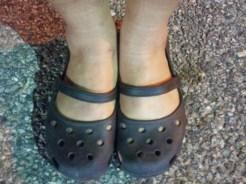 Swollen ankle. :(