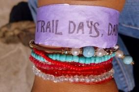 trail days wristband