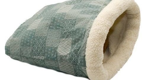 Kitty Crinkle Sack Cat Bed