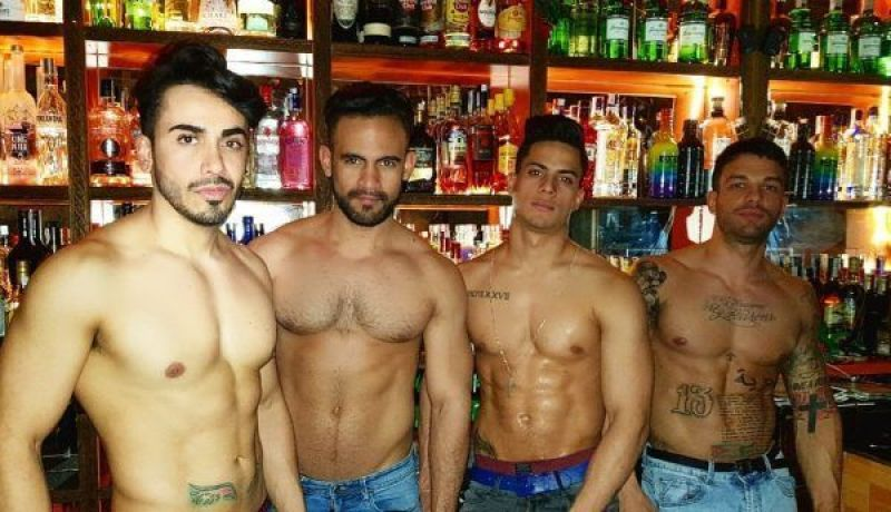 Discotecas gay Madrid la kama bar