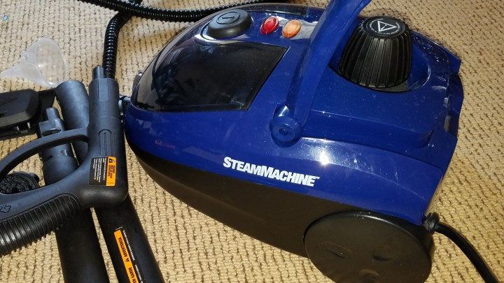 Review of SteamMachine Model 53