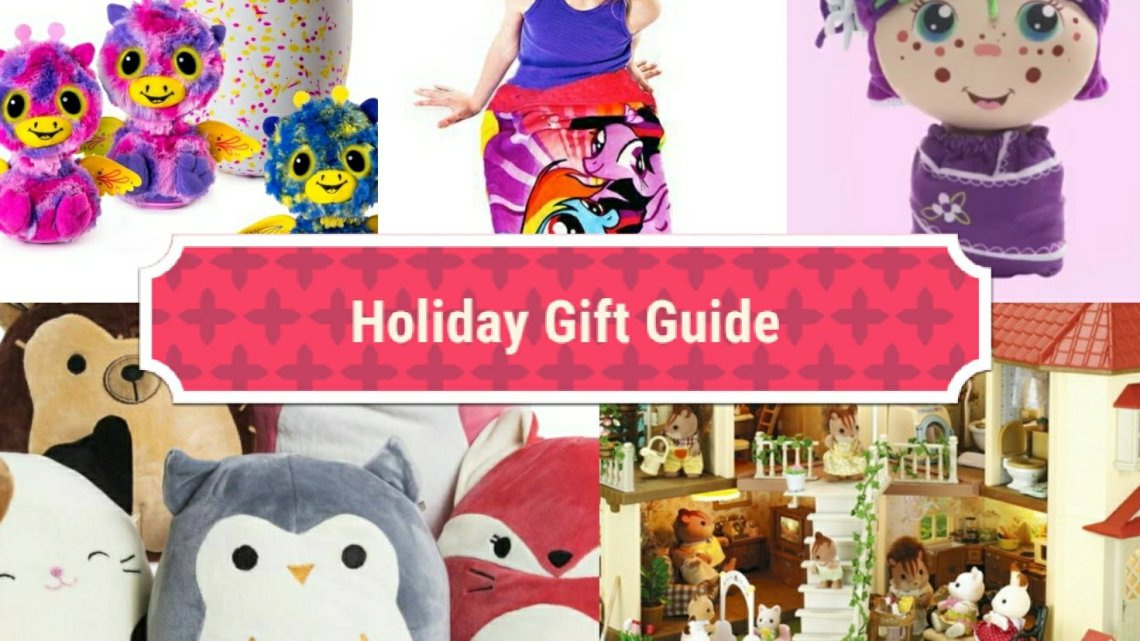 Holiday Gift Guide for Little Girls (Made by Little Girls)