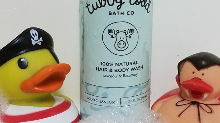 TubbyTodd – Making Bathtime the best time of the day!